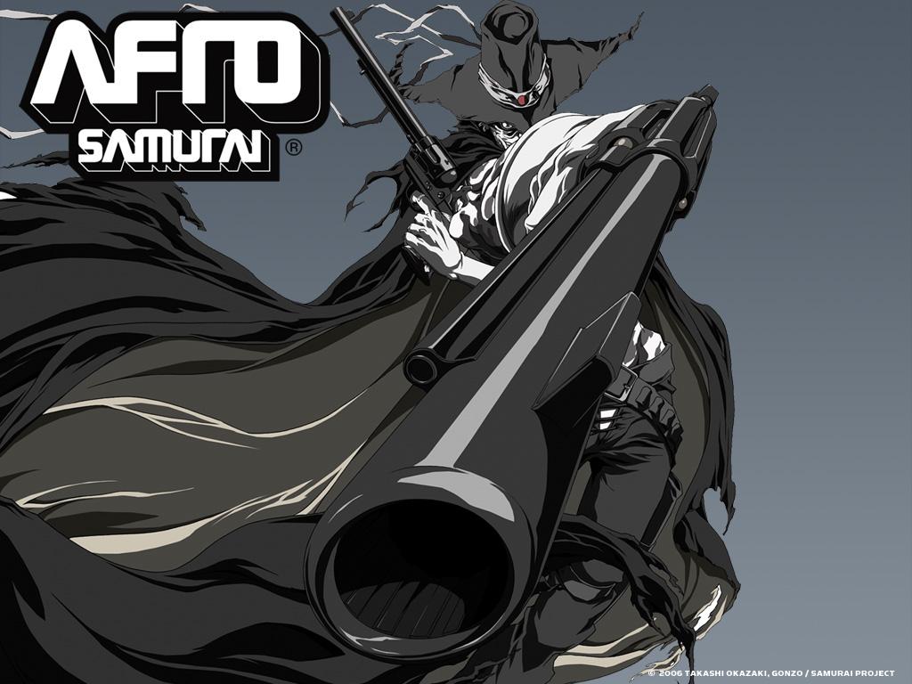 Afro Samurai :: Fonds d'écran :: Japanimes.